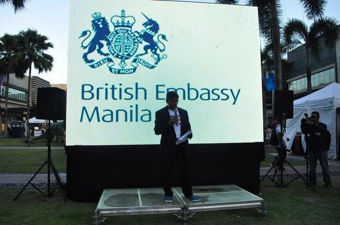 British Ambassador Asif Ahmad