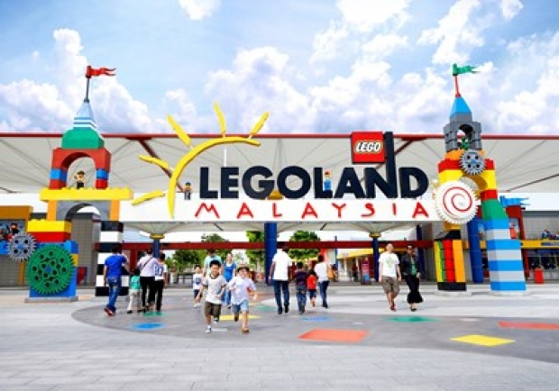 Two-To-Go to Legoland Malaysia and Save 30% Off Admission Tickets