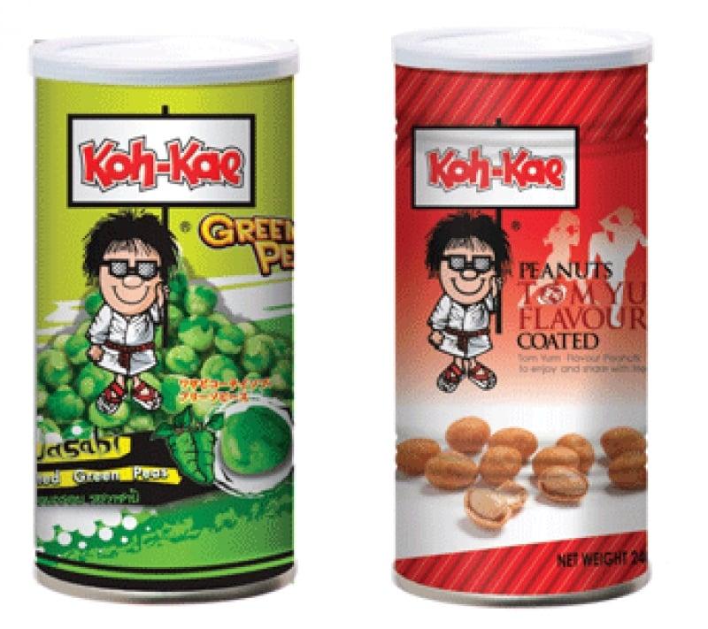 Koh Kae Flavoured Peanuts