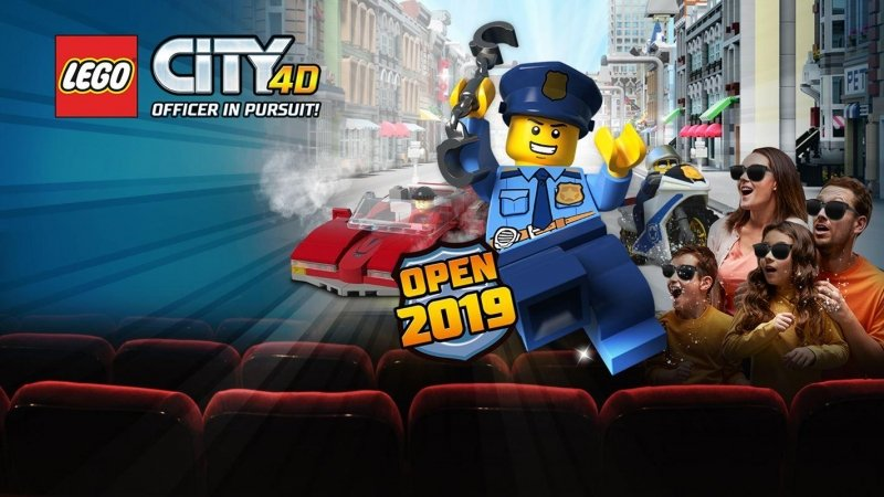 Watch the new LEGO 4D movie