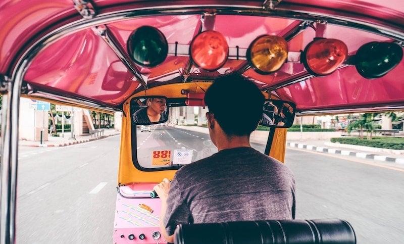 Basic Thai Phrases and Words: Yoo tee nai (Where is...?)