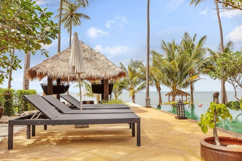 Malee Beach Front Villa krabi airbnb