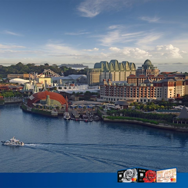 Enjoy Multi-Attractions Package in Resorts World Singapore from SGD678 with UOB Card
