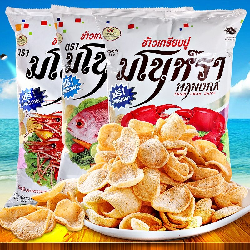 Manora Seafood Chips