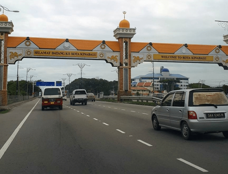 Taking the Road Less Travelled: 5 Days in Sabah, Malaysia