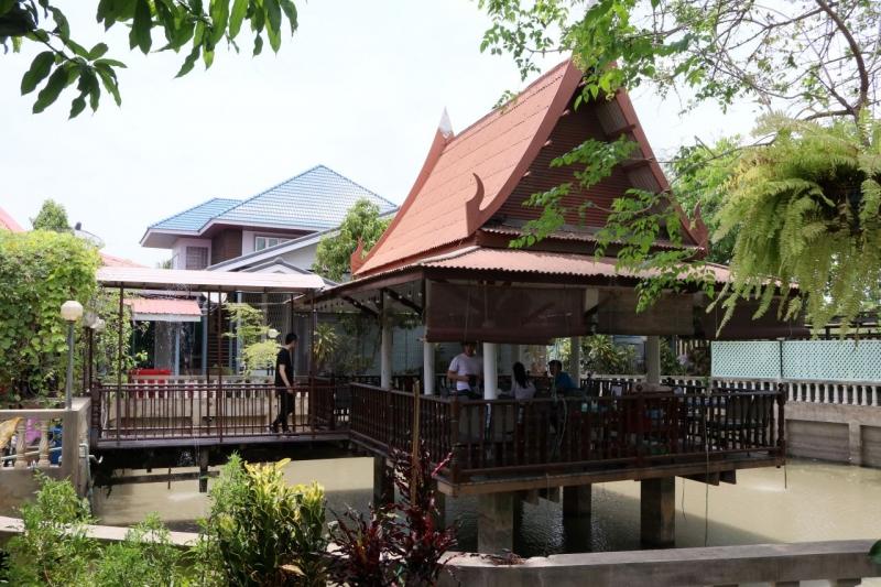 Volcano Prawn Restaurant