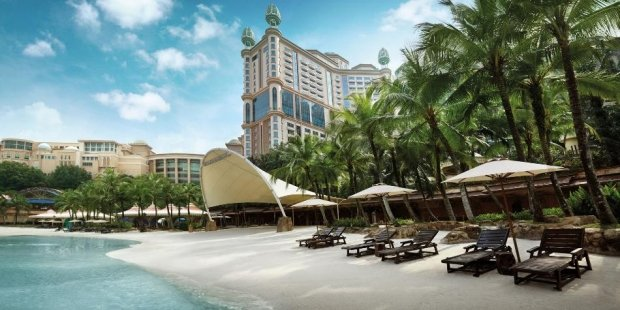 15% Off best Available Rate in Sunway Resort Hotel & Spa, Malaysia with UOB Card