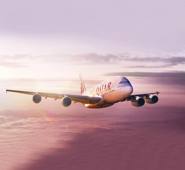 Up to 15% off Airfares in Qatar Airways with DBS Card