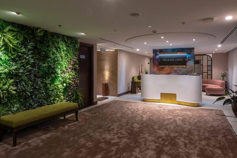 wellness centre at wyndham garden hanoi