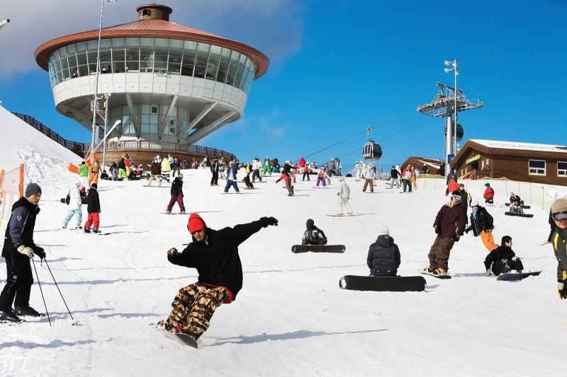 high1 ski resort top ski resort in korea