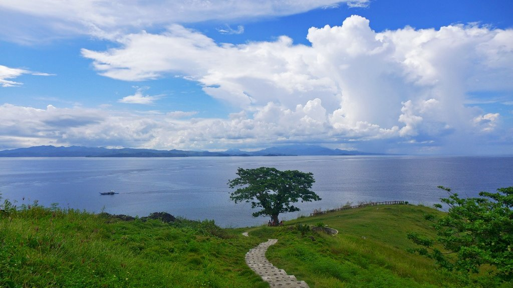 Capul Island, Northern Samar