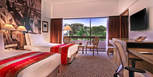 Enjoy Up to 25% Savings Hotel Bookings in Goodwood Park Hotel Singapore