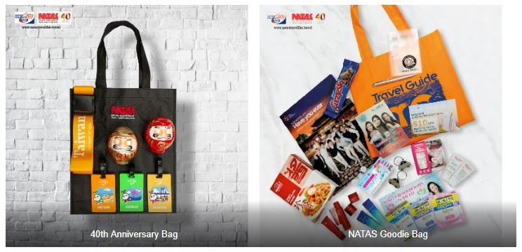 natas goodie bag