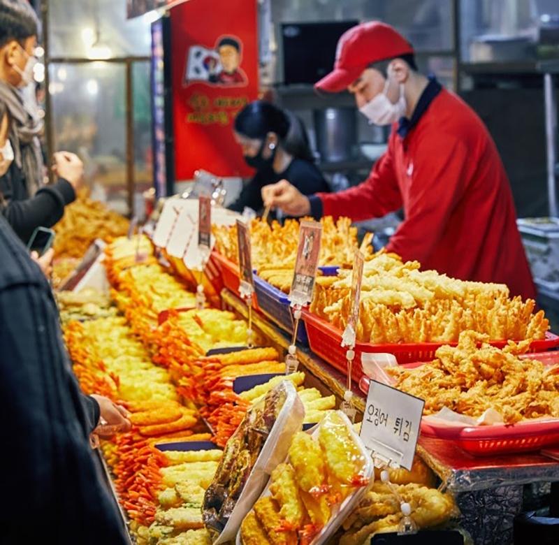 sokcho junggang market