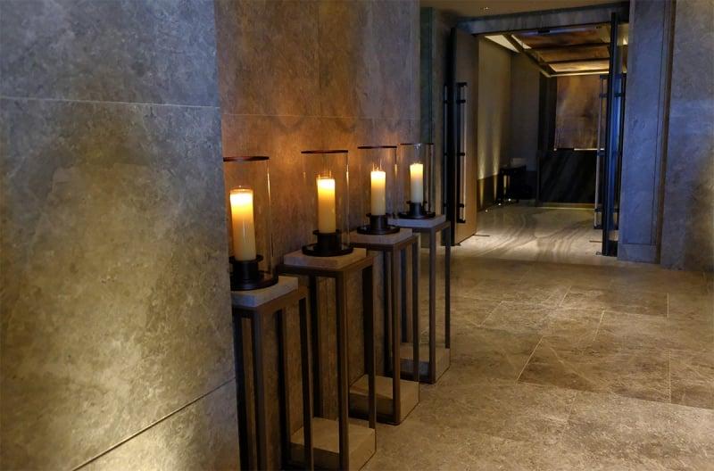 st regis hong kong hallway