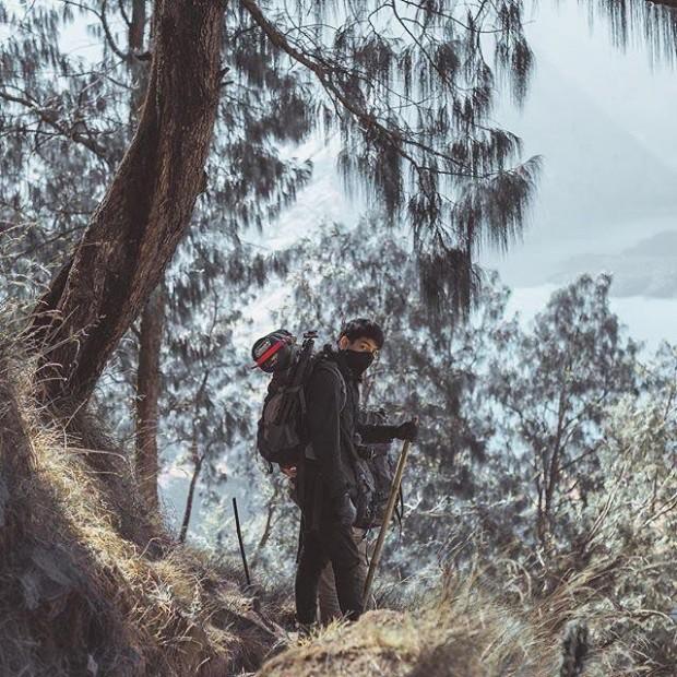 Hiking Mt Rinjani