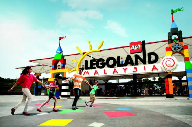 Get 25% Off Admission Ticket on Legoland Malaysia with PAssion Card