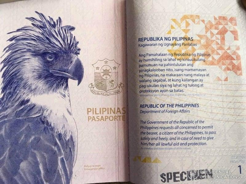 philippine passport updates