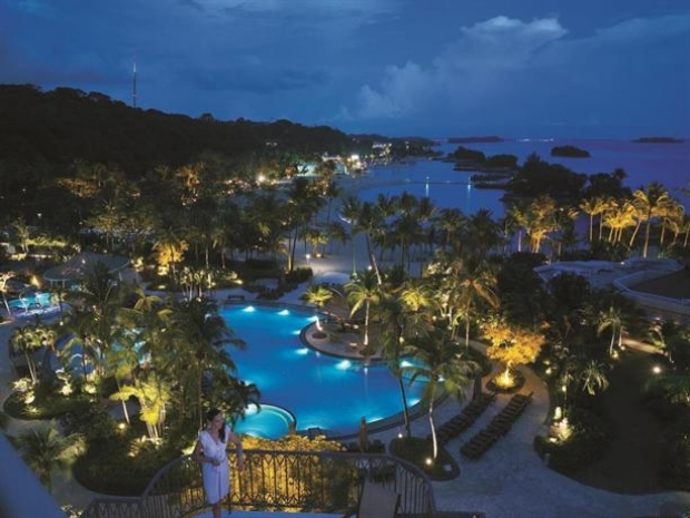 Just the 2 of Us Offer Perfect this Valentines in Shangri-La's Rasa Sentosa Resort & Spa