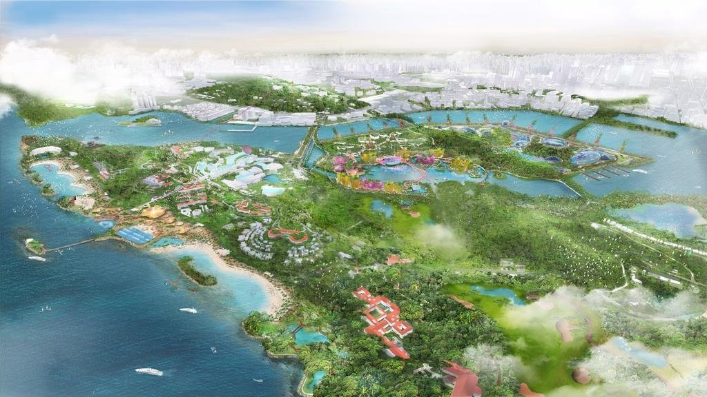 Greater Southern Waterfront's New Plans
