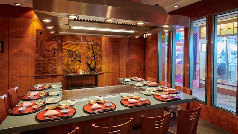 umi uma teppanyaki restaurant
