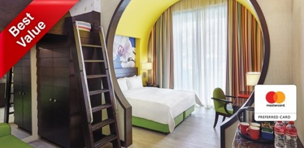 Mastercard® Exclusive: 3D2N Hotel & Multi-Attractions Package from SGD731