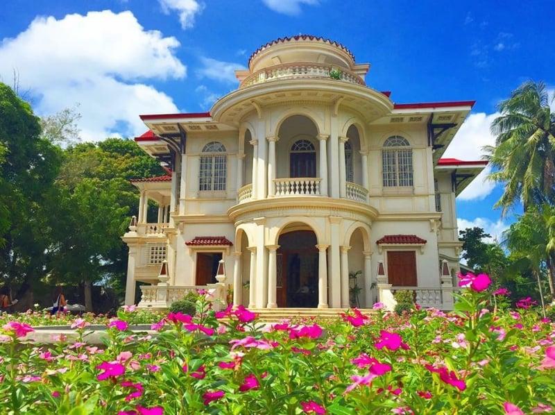 molo mansion | iloilo itinerary