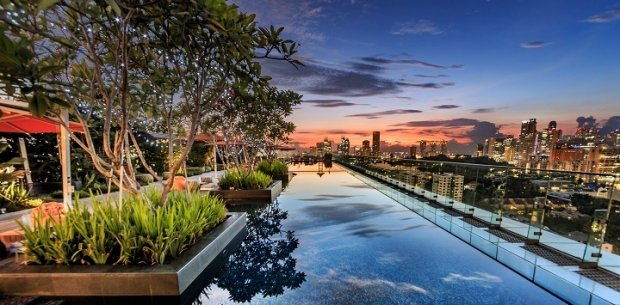 Recharge Staycation at  Offer at Hotel Jen Orchardgateway Singapore by Shangri-La