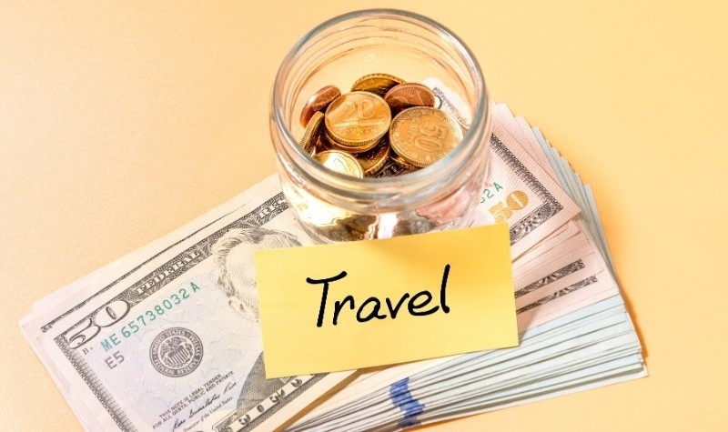 Budget Travel Ideas for the World's Most Expensive Cities: Start a Travel Fund