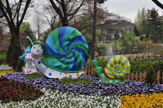 family destinations in south korea