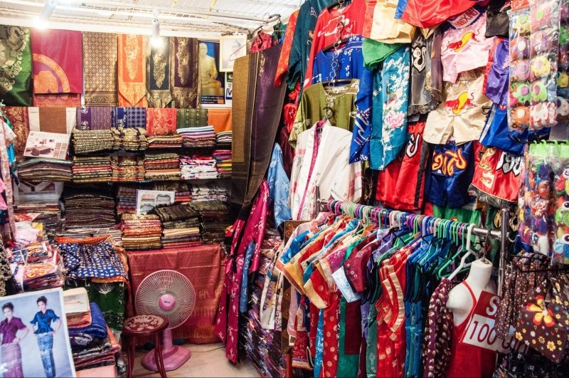 Aktivitas dan Shopping di Pratunam