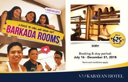 Barkada Rooms