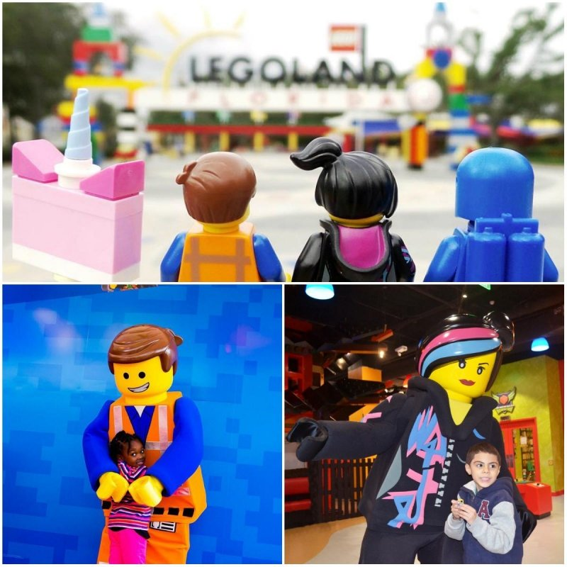 Attend a LEGO Movie event day (24 Jan 2019 – 31 March 2019)