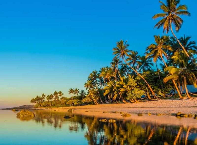 fiji shores