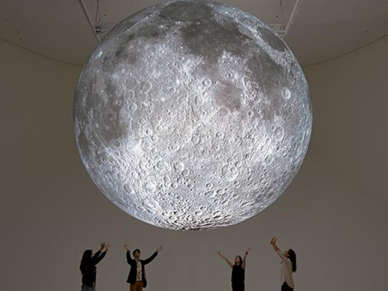 Marina Bay Sands Moongazers ArtScience Museum
