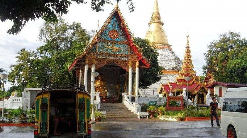 things to do in lampang