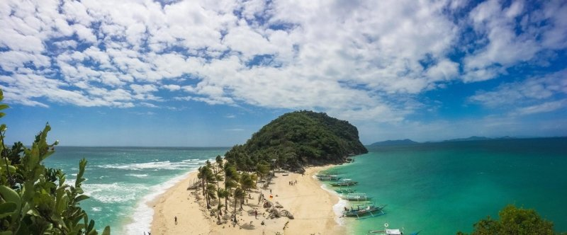 philippines new normal: isla de gigantes