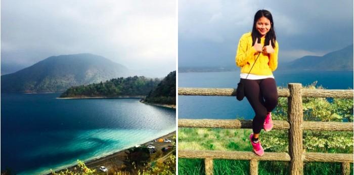 Hồ Motosuko