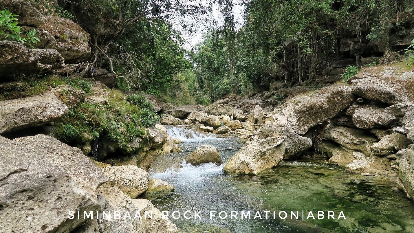 Siminbaan Rock Formation
