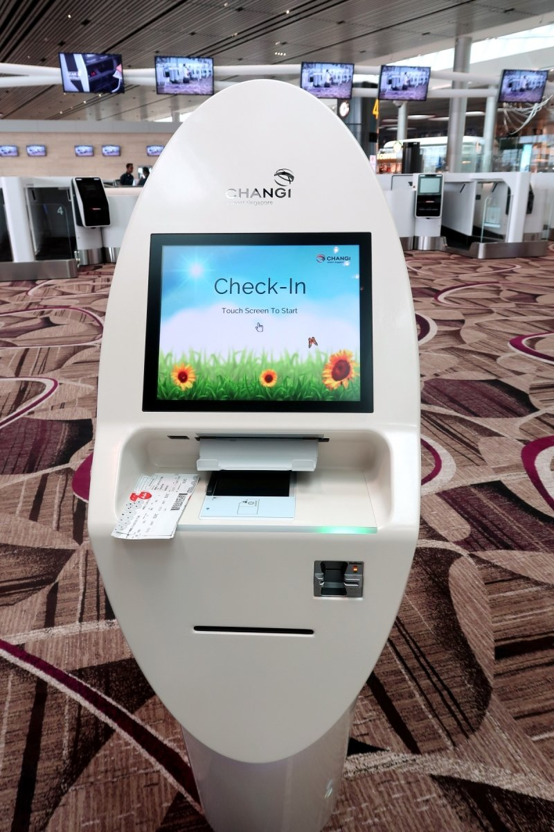 Changi Airport S T4 Is Finally Open Here S What You Can Look
