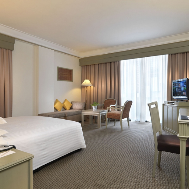 10% off Best Available Rate at The Federal Kuala Lumpur with Maybank Card