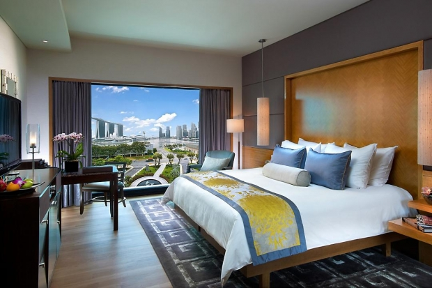 Best Available Rate at Mandarin Oriental Singapore from SGD379