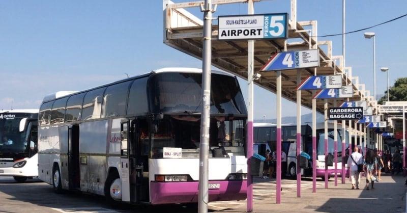 bus terminal croatia