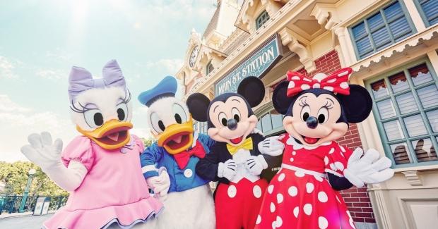 Room and Hotel Breakfast Package in Hong Kong Disneyland
