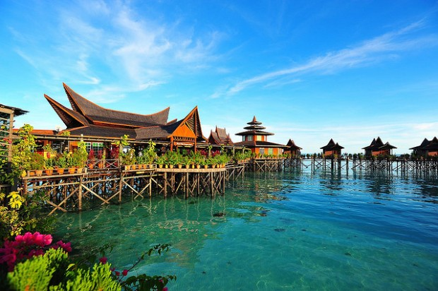 malaysia water villas