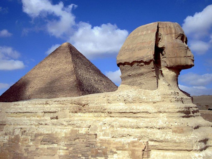 Great Pyramid of Giza, El Giza, Egypt
