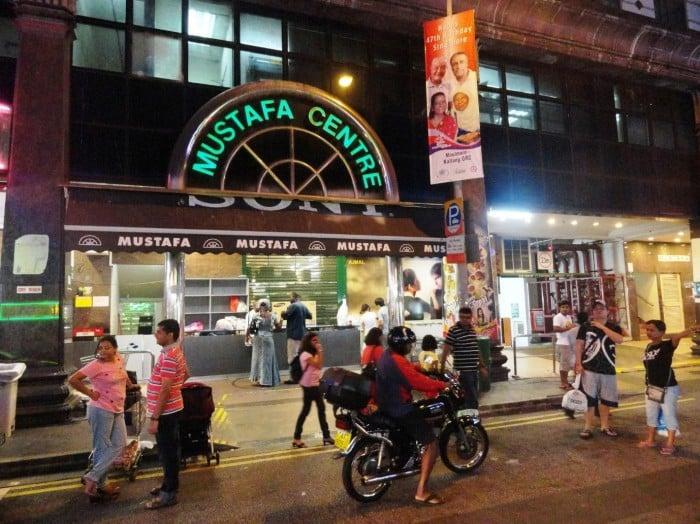 travel essentials mustafa centre