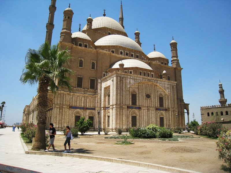 mosques around the world