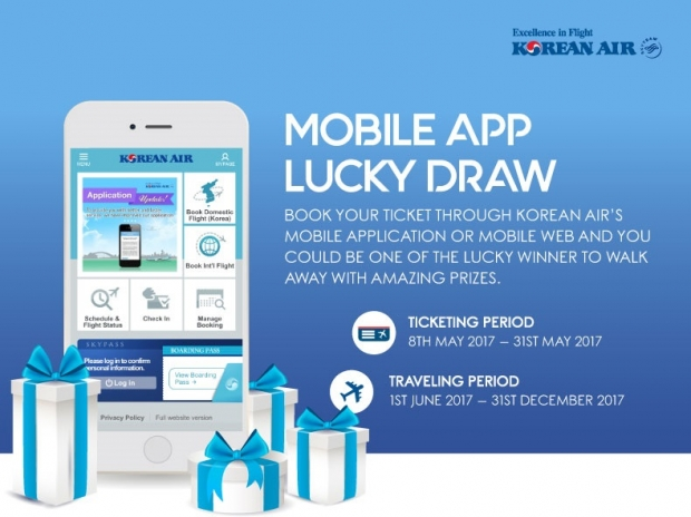 Fly with Korean Air and Have the Chance to WIN Flights to Seoul