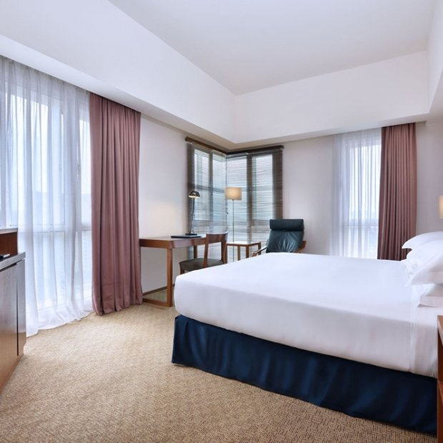 10% off Best Available Rate at Hotel Capitol Kuala Lumpur with Maybank Card